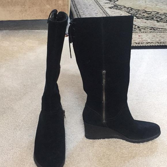 Ugg Dawna Waterproof Wedge Boot